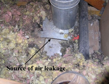 Attic-bypass-around-furnace-vent-with-fire-stop-440x339