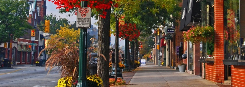 Downtown_Oakville_Fall 2
