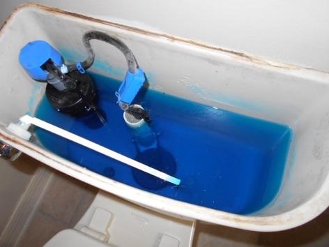 ToiletTankBlue