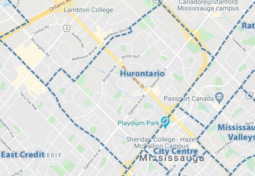 HURONTARIO